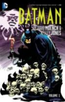 Batman By Doug Moench And Kelley Jones Vol. 1