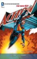 Superman - Action Comics Vol. 5 What Lies Beneath (The New 52)