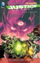 Justice League Vol. 4 The Grid (The New 52)