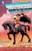 Wonder Woman Vol. 5 Flesh (The New 52)