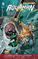 Aquaman Vol. 5 Sea Of Storms (The New 52)