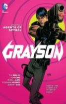 Grayson Vol. 1 Agents Of Spyral (The New 52)