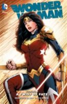 Wonder Woman Vol. 8 A Twist of Faith