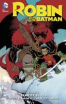 Robin Son Of Batman Vol. 1 Year Of Blood