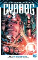 Cyborg Vol. 1 The Imitation Of Life (Rebirth)
