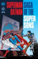 Superman/Batman Saga Of The Super Sons New Edition