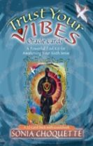 The Trust Your Vibes Oracle Deck