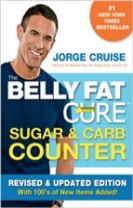 The Belly Fat Cure (TM) Sugar & Carb Counter
