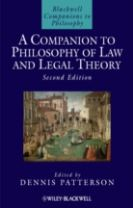 A Companion to Philosophy of Law and Legal Theory