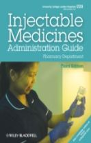 Ucl Hospitals Injectable Medicines Administration Guide - Pharmacy Department 3E