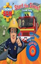 Fireman Sam: Start the Siren! Emergency Sound Book