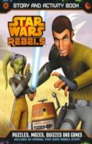 Star Wars Rebels Story and Activity Book
