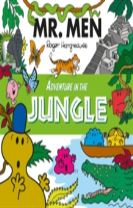 Mr. Men Adventure in the Jungle