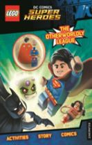 LEGO (R) DC Comics Super Heroes: The Otherworldy League! (Activity Book with Superman Minifigure)