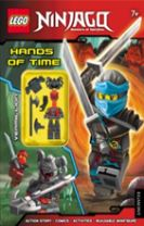LEGO (R) Ninjago: Hands of Time (Activity Book with Minifigure)