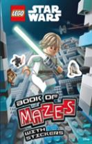 LEGO (R) Star Wars: Book of Mazes (Mazes Sticker Book)