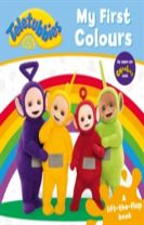 Teletubbies: My First Colours Lift-the-Flap