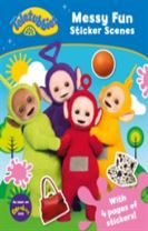 Teletubbies: Messy Fun Sticker Scene
