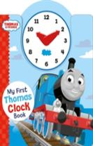 Thomas & Friends: My First Thomas Clock Book