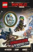 THE LEGO (R) NINJAGO MOVIE: Garmageddon in Ninjago City! (Activity Book with minifigure)