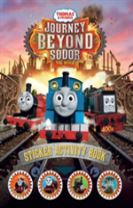 Thomas and Friends: Journey Beyond Sodor Sticker Activity Book