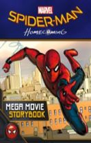 Spider-Man: Homecoming Mega Movie Storybook