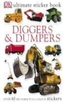 Diggers & Dumpers Ultimate Sticker Book
