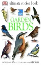 RSPB Garden Birds Ultimate Sticker Book