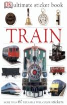 Train Ultimate Sticker Book
