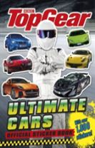Top Gear: Ultimate Cars Official Sticker Book
