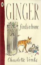 Ginger Finds A Home