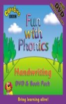 Learn at Home:Fun with Phonics: Handwriting Pack