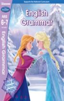 Frozen - English Grammar (Year 2, Ages 6-7)