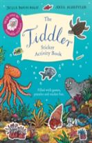 Tiddler Sticker Activity Book