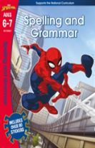 Spider-Man: Spelling and Grammar, Ages 6-7