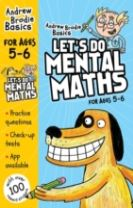 Let's do Mental Maths for ages 5-6