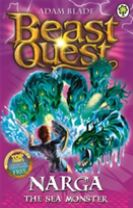 Beast Quest: Narga the Sea Monster