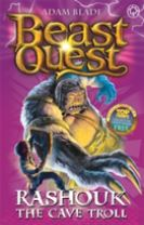 Beast Quest: Rashouk the Cave Troll