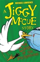 Jiggy McCue: The Curse of the Poltergoose