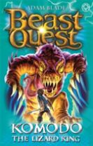 Beast Quest: Komodo the Lizard King