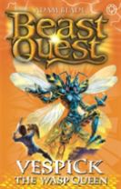 Beast Quest: Vespick the Wasp Queen