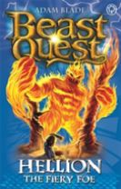 Beast Quest: Hellion the Fiery Foe
