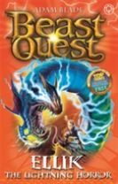 Beast Quest: Ellik the Lightning Horror