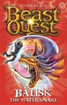 Beast Quest: Balisk the Water Snake