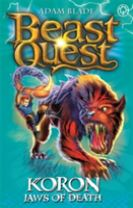 Beast Quest: Koron, Jaws of Death