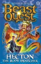 Beast Quest: Hecton the Body Snatcher