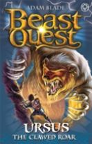 Beast Quest: Ursus the Clawed Roar