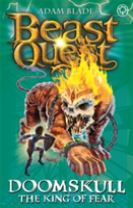 Beast Quest: Doomskull the King of Fear