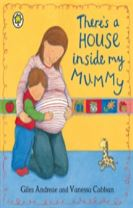 There's A House Inside My Mummy Board Book