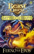 Beast Quest: Battle of the Beasts: Ferno vs Epos